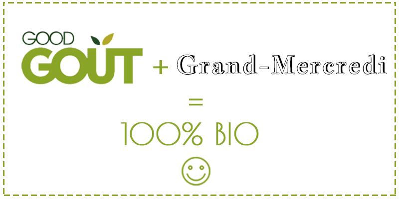 Good Goût 100% bio