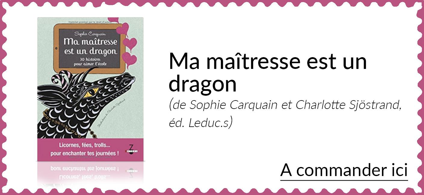 Ma maitresse est un dragon