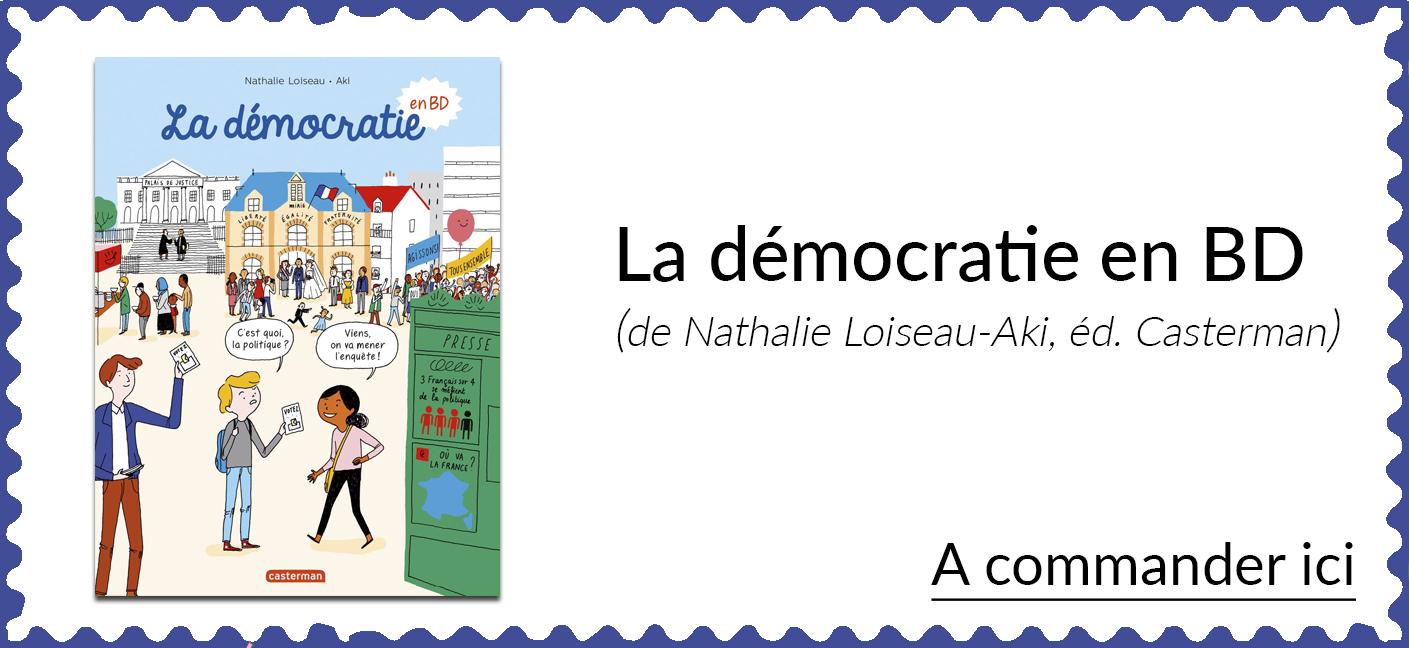 La démocratie en BD