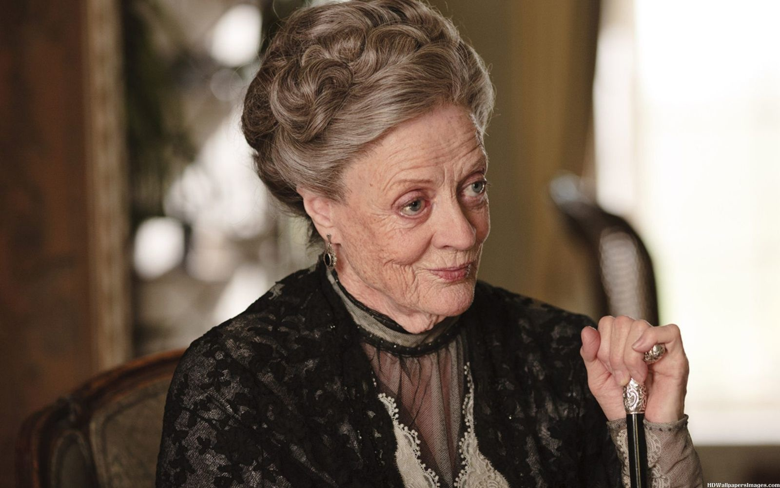 Lady Violet Crawley