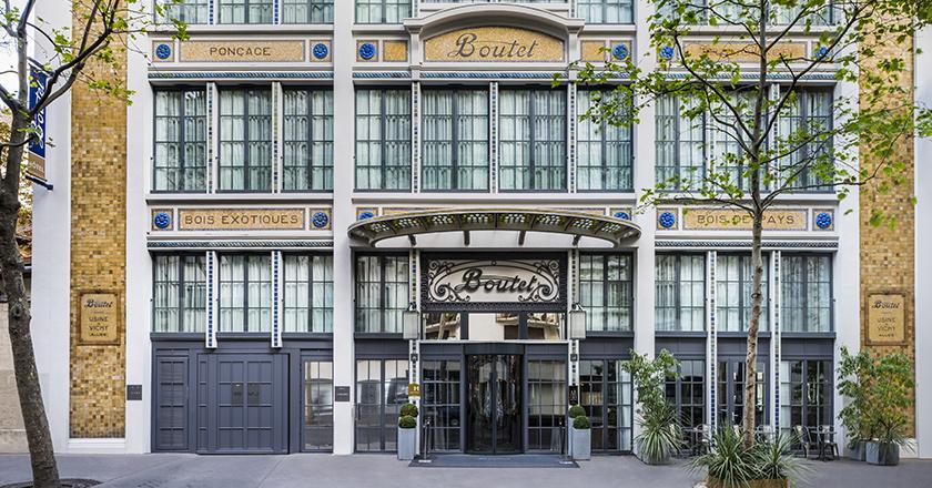 Hôtel Bastille Boutet