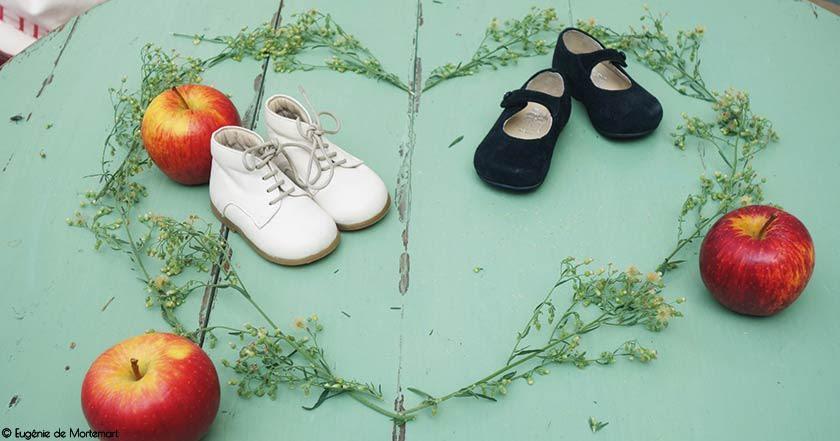 Acheter paire de chaussures pour enfants