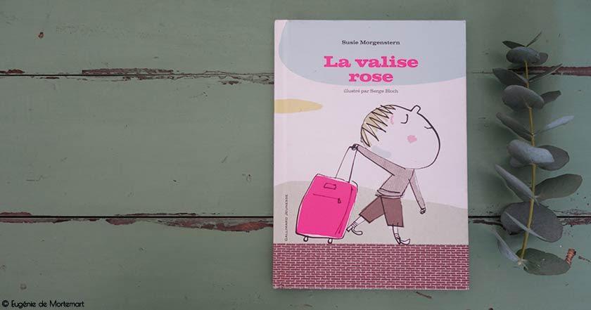 Livre La Valise Rose