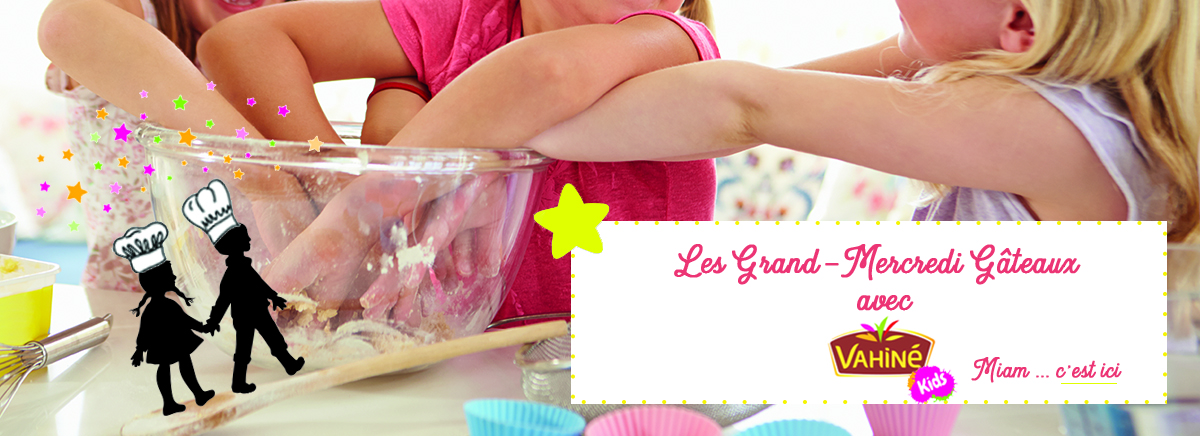 Bannière Grand-Mercredi gâteaux