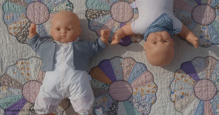 La première poupée Corolle