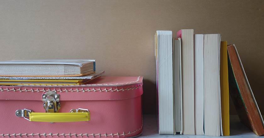 la valise littéraire du printemps