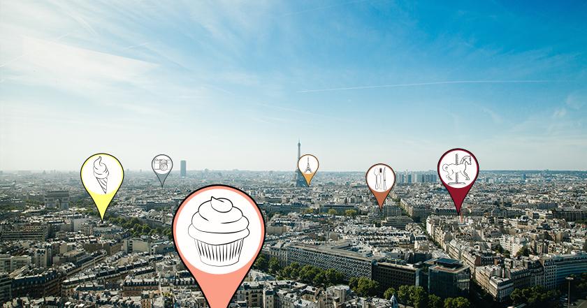 Les meilleurs endroits pour photos Paris