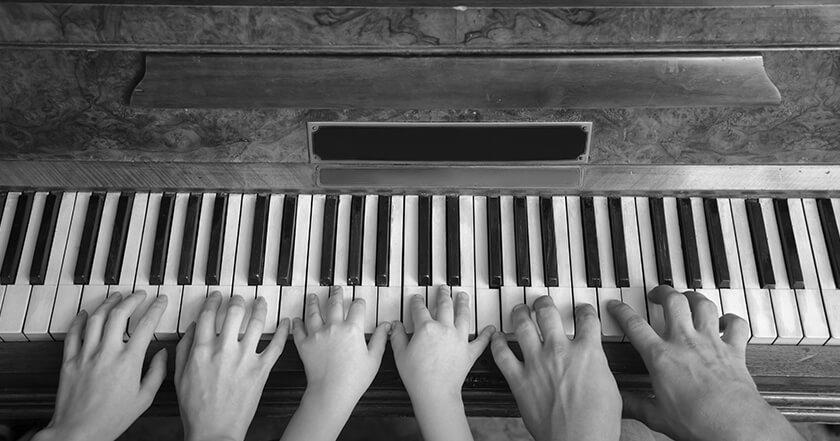 Méthode éveil enfants musique