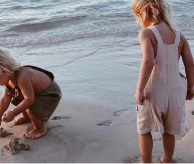 4 Petits Extras pour les occuper à la plage
