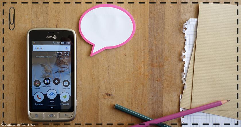 Téléphone portable Doro