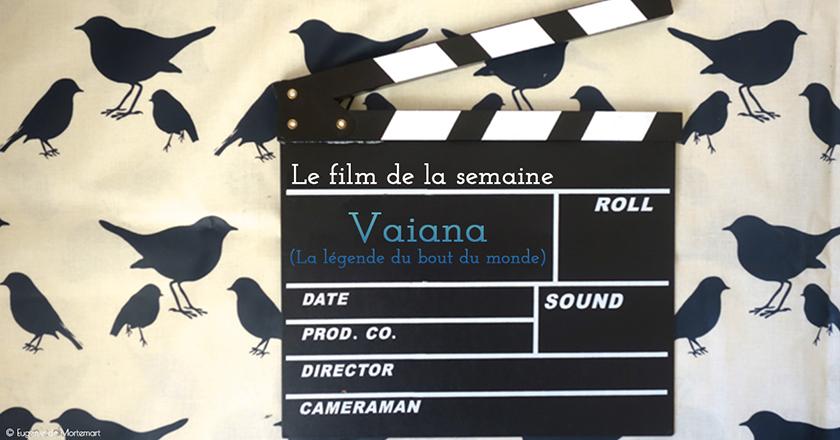 Cinéma : « Vaiana »