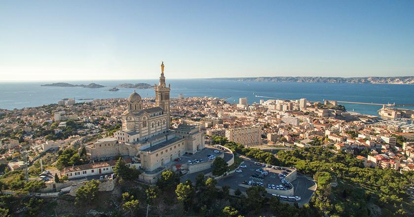 Activités au MUCEM de Marseille