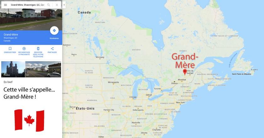 Ville Grand-Mère