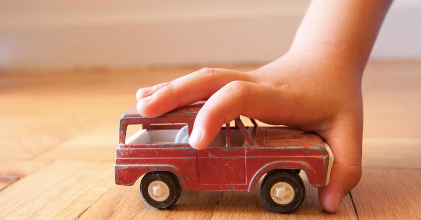 Occuper enfants trajet voiture