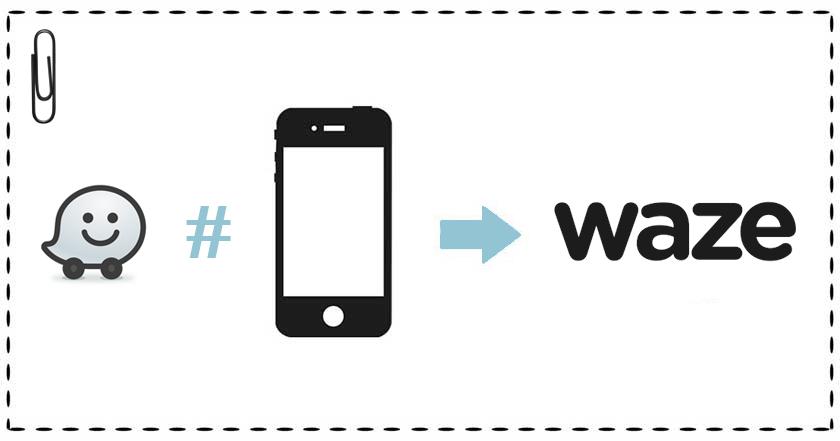 Waze guide d'utilisation