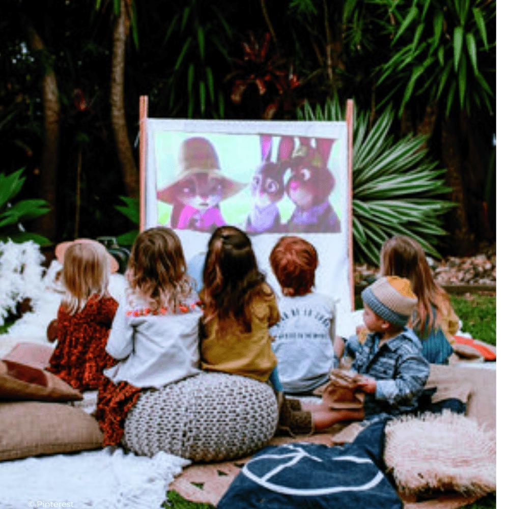 Idées de films pour enfants
