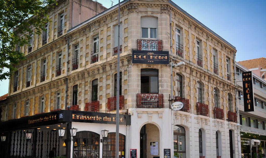 Roc Hôtel Bassin d'Arcachon