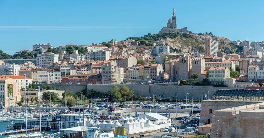 Toboggan Pharo Marseille