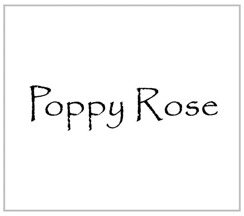 Logo Poppy Rose