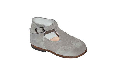 Chaussures grises LITTLE MARY