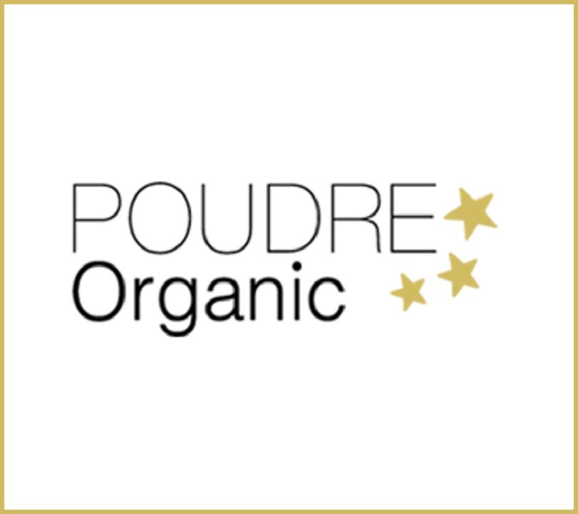 Poudre Organic logo