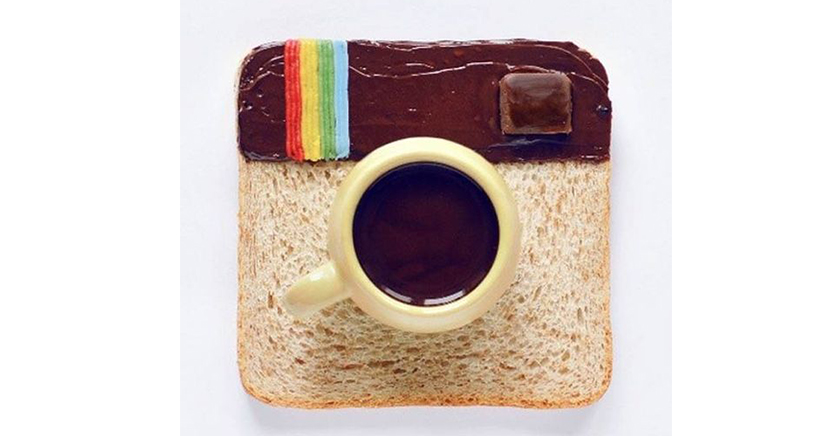 grand-mère Instagram
