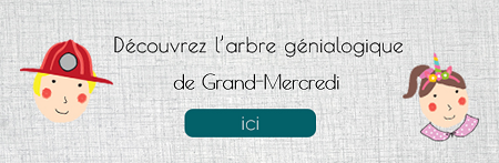Découvrir Arbre généalogique Grand-Mercredi