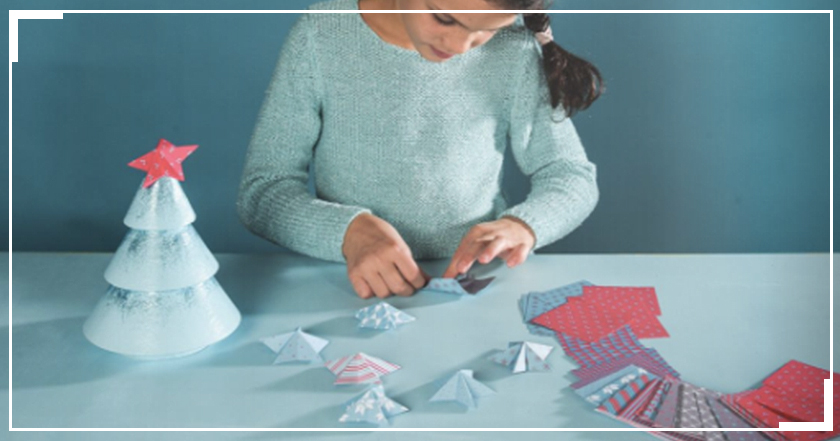 Création Origami enfants