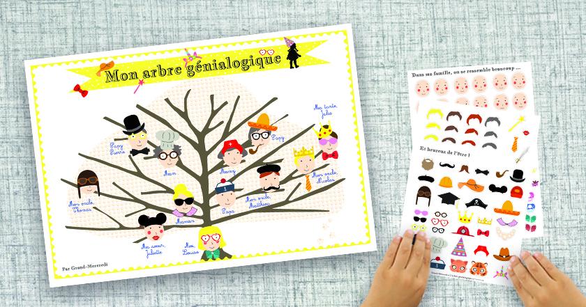 Les arbres génialogiques