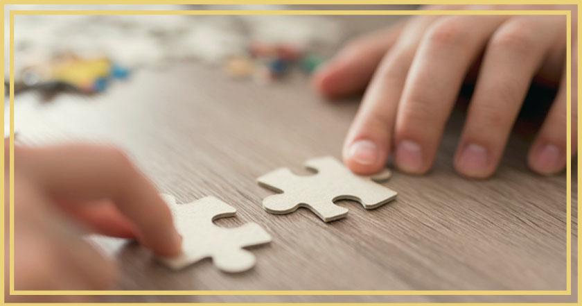 Cadeau Puzzle Enfants