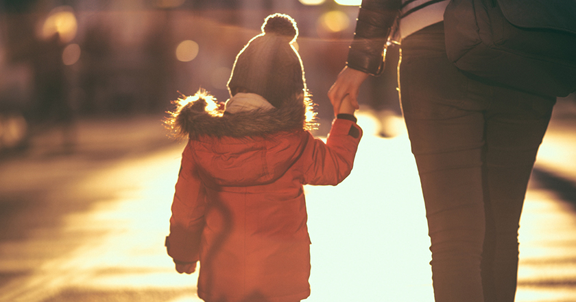 Confiance en soi petits-enfants