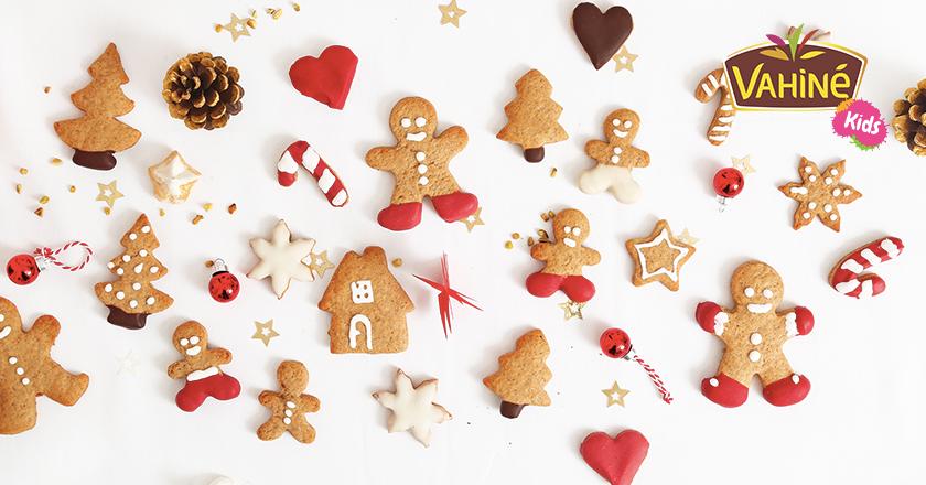 Recette Gingerbread Noël
