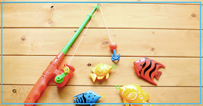 Créer jeu pêche à la ligne