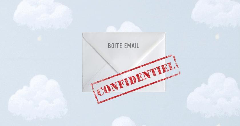 Mail confidentiel