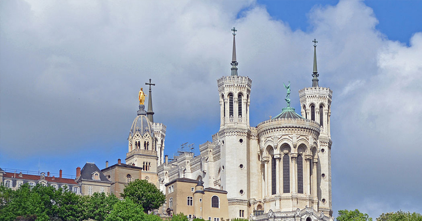 Basilique Fourvière