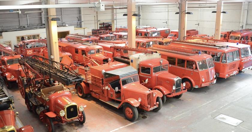Musée Sapeurs Pompiers Lyon
