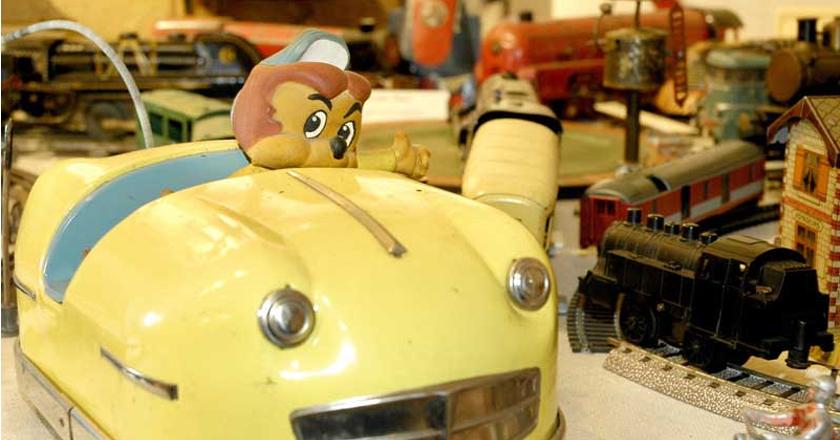 Musée du jouet ancien Calvados