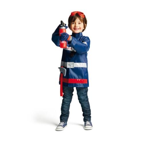 Image enfant pompier