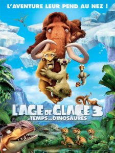 Affiche du film Age de Glace 3