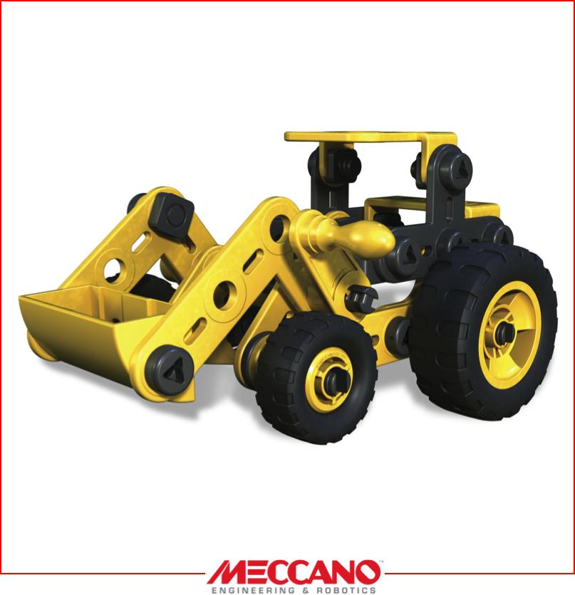 Tracteur Meccano Jouet