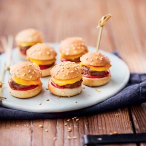 Entrees_mini-cheeseburgers