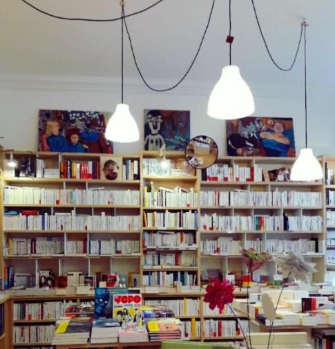 Le tour de France des plus belles librairies