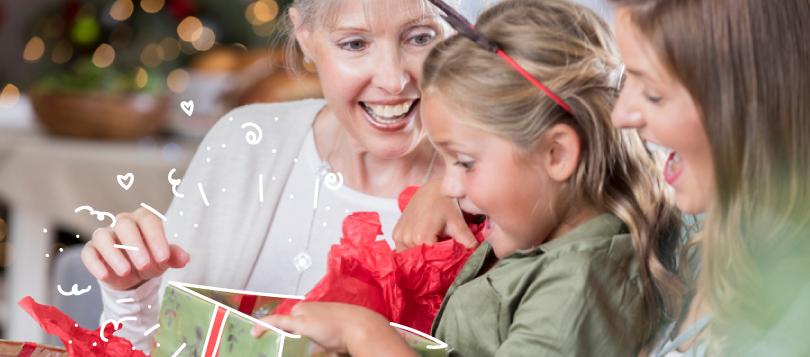 de Noël visuel article