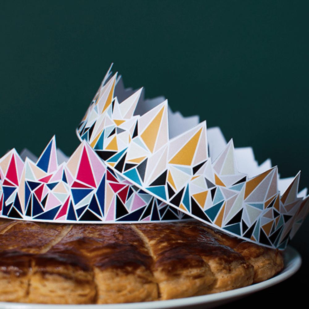 Le DIY spécial Petits-Enfants pour une superbe couronne de galette des rois !