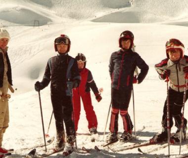 TOP 5 des stations de ski familiales