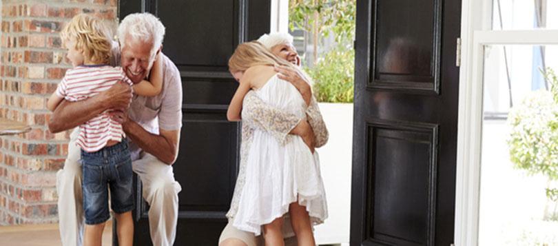 confier les enfants aux Grands-Parents