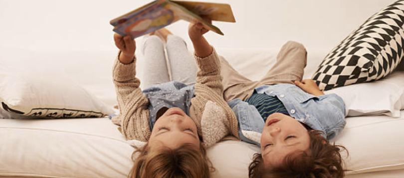 9 raisons de lire avec ses Petits-Enfants
