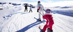 L'art de la crème solaire au ski