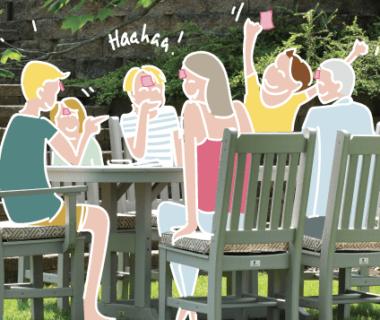 Les jeux en famille : se créer des souvenirs !