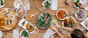 Les jolis déjeuners de famille